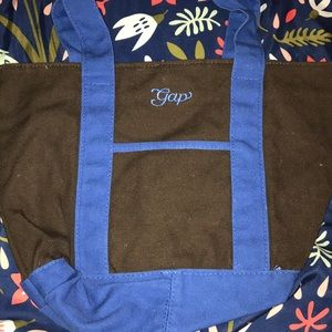 Brown Gap handbag